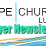 prayernewsletter