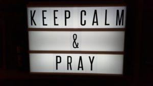 KeepCalm&Pray